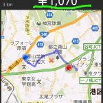 目的地までのタクシー料金がすぐに分かるアンドロイドアプリ(無料)を活用しよう!