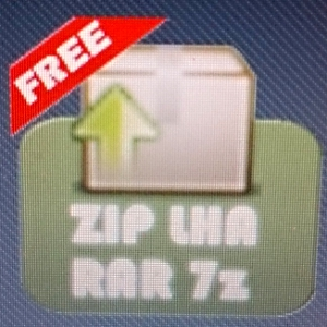 圧縮ファイルを解凍できるスマートフォンアプリ