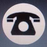 スケスケの電話発信アプリを画面に置けばコピペ無しで簡単に電話発信できた!