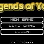 汗臭い漢(おとこ)のアンドロイドゲームアプリ「Legends of Yore」