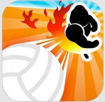 アプリ「特訓ドッジボール」で昔を思い出す