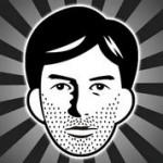 アプリ「男性ホルモン」で髭のシミュレーション