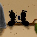 2匹のアリの物語:アプリ「鬼から電話」でいたずらっ子をびっくりさせよう