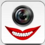 嫌でも笑顔の写真が撮れるカメラアプリ「爆笑カメラ」
