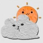 シンプル・イズ・ベスト!「くまくも天気予報」はお天気アプリの王様だ。