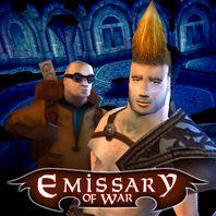 それリーゼント?「Emissary of War」を電車でプレイ!