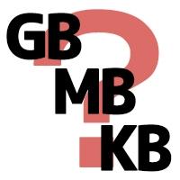 データ容量,サイズを意味するKB,MB,GBとは何か?スマホ用語解説