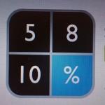 増税後の税別表示商品に!消費税8%の税込み価格を出してくれる電卓アプリ