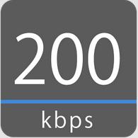 格安SIMの速度を体験できるアプリ「速度制限ブラウザ:ノロマー」