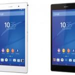 ソニー、8インチクラス世界最軽量タブレット「Xperia Z3 Tablet Compact」のWi-Fi モデルを11月7日に発売