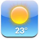 【iPhone】お天気アプリの地域を増やす方法(アイフォン)