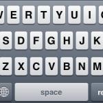 【iPhone】キーボード画面を素早く切り替える裏技(アイフォン)
