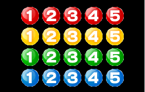 【iPhone】○で囲われた数字を入力する方法(アイフォン)
