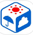 【iPhone】ホーム画面で降水確率を確認しよう(アイフォン)