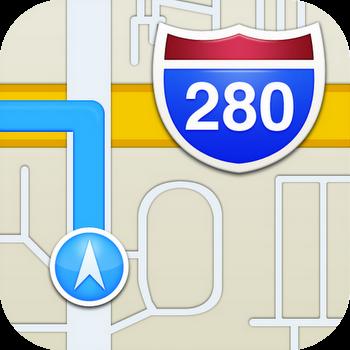 紛失したiPhoneを地図,map上で捜索するには?方法/ アイフォン
