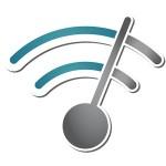 Wifiの混線具合が確認できるアプリ「Wi-Fi Analyzer」