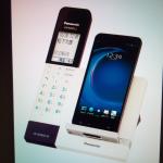 スマートフォンが固定電話の子機になるパナソニックの「デジタルコードレス電話機 VE-GDW03DL」