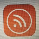 【iPhoneアプリ】RSSリーダーの使い方/ブログやニュースサイトの更新を通知,アイフォン