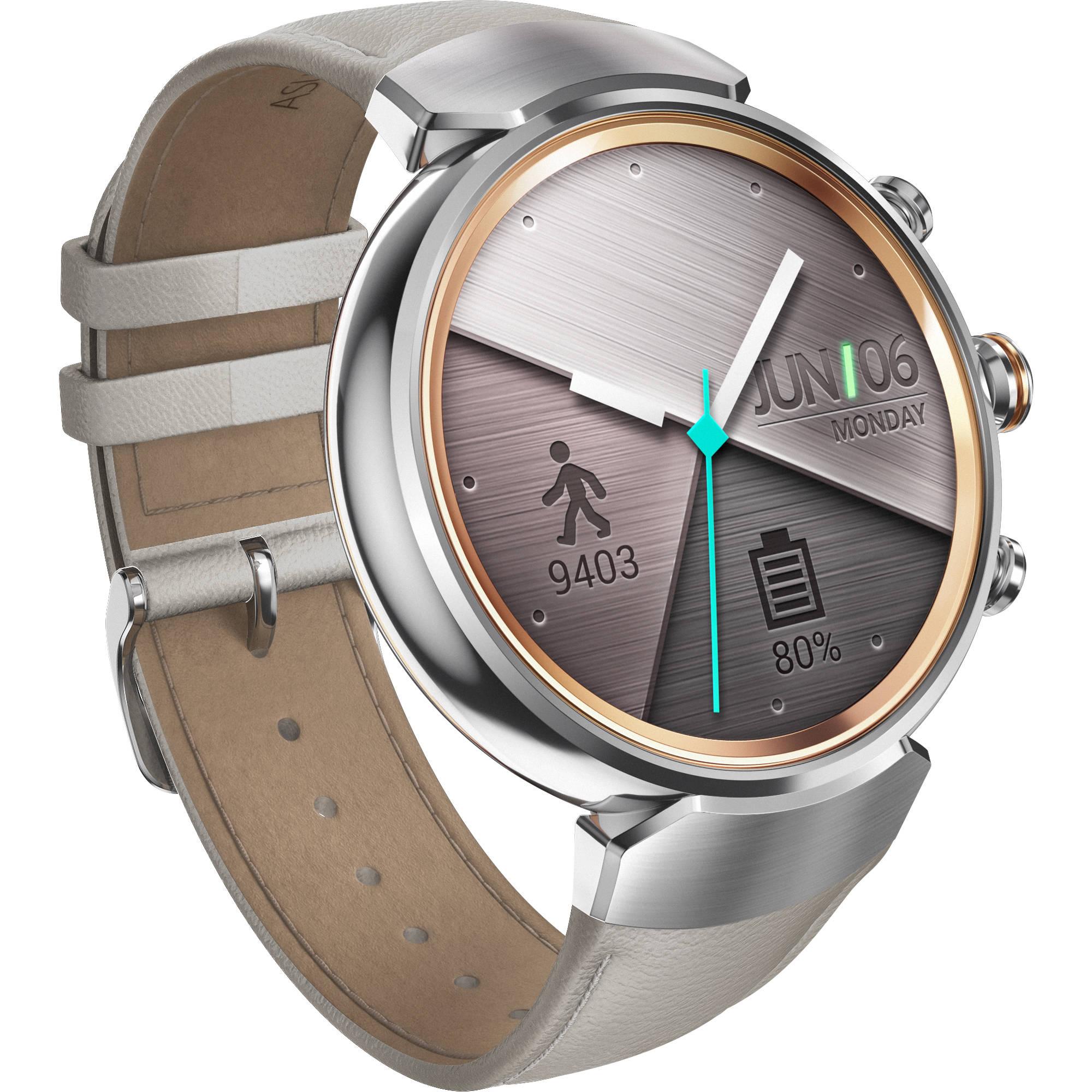 Appleだけじゃない!ASUSのスマートウオッチ「ASUS zenwatch 3」
