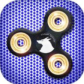 今話題のハンドスピナーがスマホアプリで手軽に遊べる!「Super Fidget Hand Spinner」