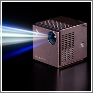 超小型!プレゼンやアウトドアで使えるプロジェクター!「Smart Beam Laser」