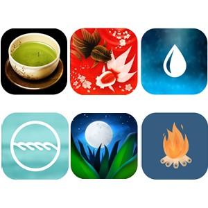 目と耳で楽しむだけ!疲れたときに癒されるおすすめ癒しアプリ6選!